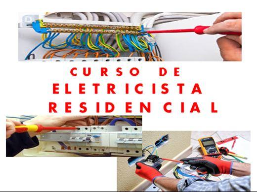 Curso Online de ELETRICISTA RESIDENCIAL - Instalações Elétricas