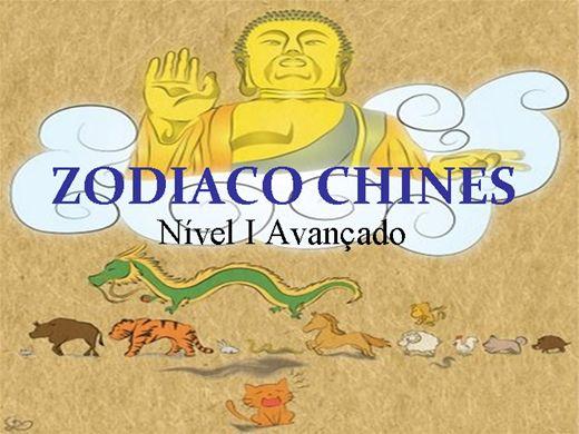 Curso Online de Zodiaco Chinês Nível 1 Avançado