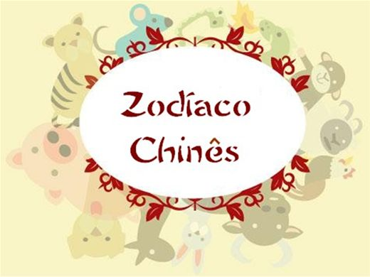 Curso Online de Zodiaco Chines Basico