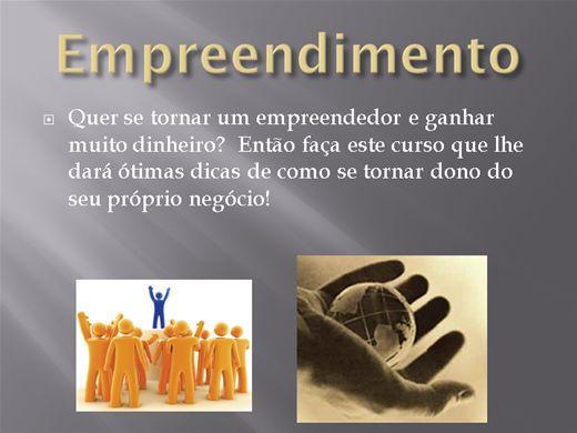 Curso Online de Seja um Empreendedor