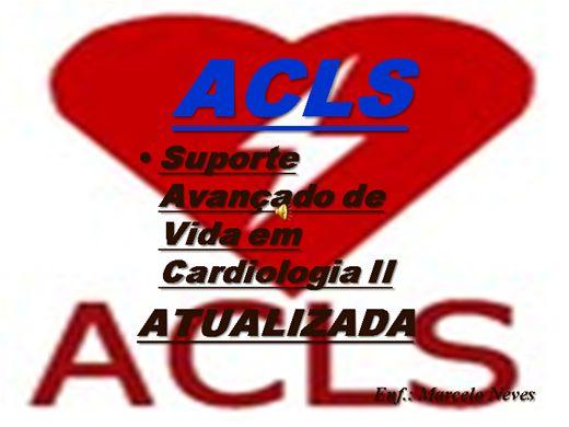 Curso Online de Suporte Avançado de Vida em Cardiologia II
