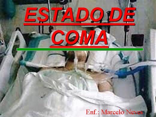 Curso Online de ESTADO DE COMA