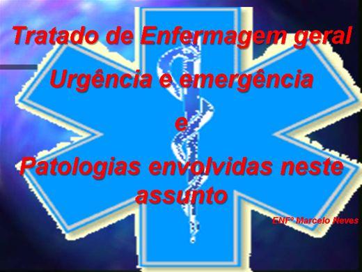 Curso Online de Enfermagem geral: Urgência, Emergência e Patologias envolvidas