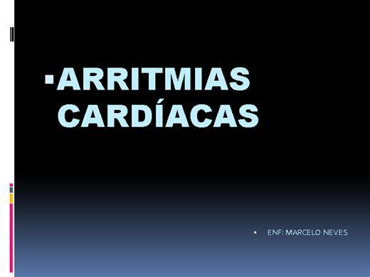 Curso Online de ARRITMIAS