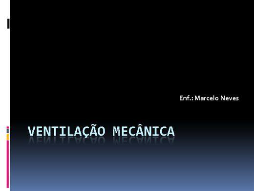 Curso Online de UTI-Ventilação Mecânica