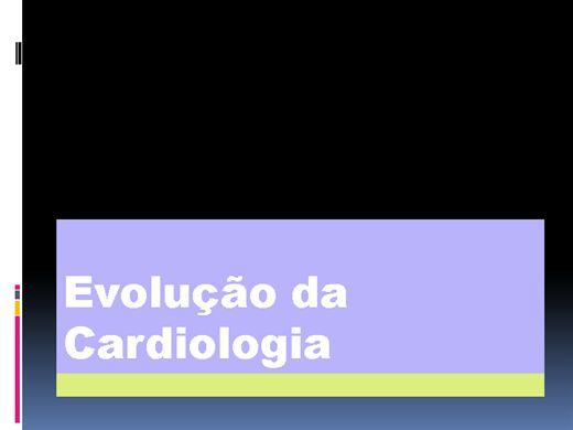 Curso Online de Evolução da Cardiologia