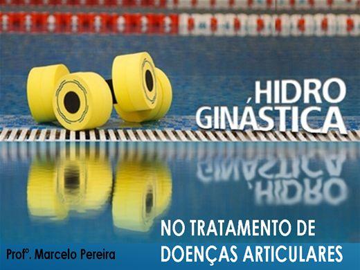 Curso Online de Hidroginástica no Tratamento de Doenças Articulares.