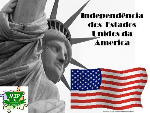 Curso Online de Independência dos EUA