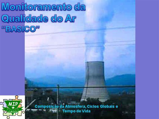 Curso Online de Monitoramento da qualidade do ar - Basico