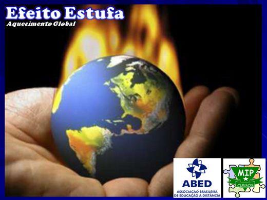 Curso Online de Efeito Estufa - Aquecimento Global