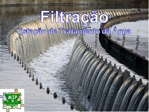 Curso Online de E.T.A - Filtração
