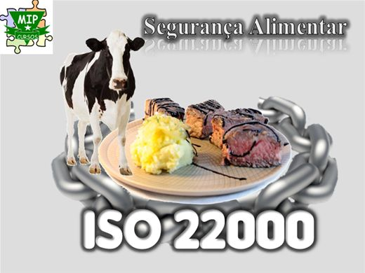 Curso Online de ISO 22000 - Segurança Alimentar