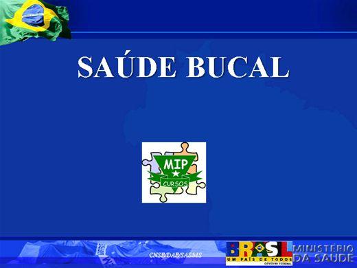 Curso Online de Saúde Bucal
