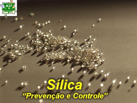 Curso Online de Sílica - Prevenções e Controle