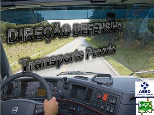 Curso Online de Direção Defensiva - Veículos Pesados