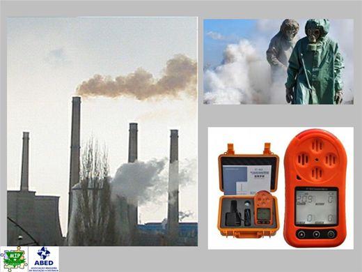 Curso Online de Gases Tóxicos