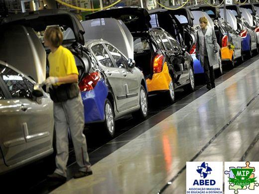 Curso Online de Gestão do Meio Ambiente na Industria Automotiva