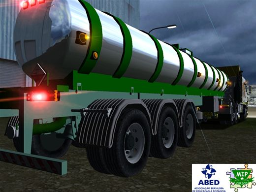 Curso Online de Planejamento e Gestão do Transporte de Produtos Perigosos
