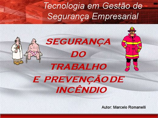 Curso Online de Segurança do Trabalho e Prevenção de Acidentes