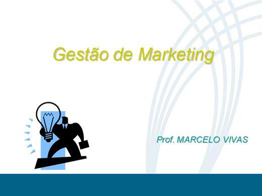 Curso Online de Gestão de Marketing