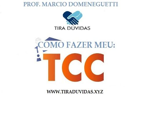 Curso Online de COMO FAZER MEU TCC?