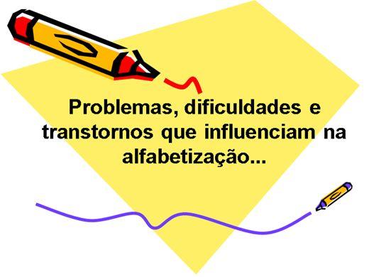 Curso Online de  Dificuldades de Aprendizagem e alfabetização...