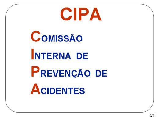 Curso Online de CIPA de A a Z