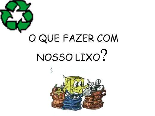 Curso Online de LIXO AONDE DESCARTAR