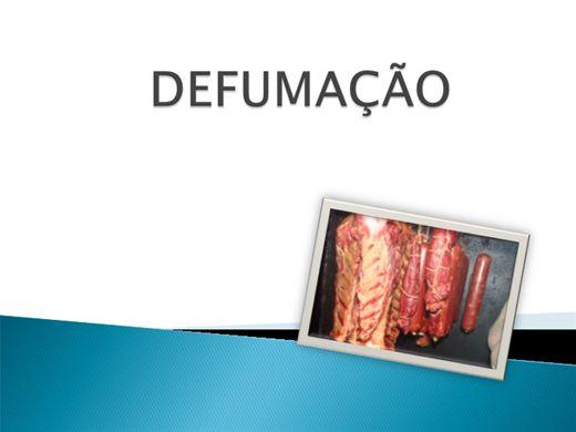 Curso Online de Processo de defumação