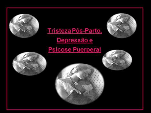 Curso Online de Emoções Vivenciadas  Pós-parto