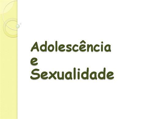 Curso Online de Sexualidade e Adolescência