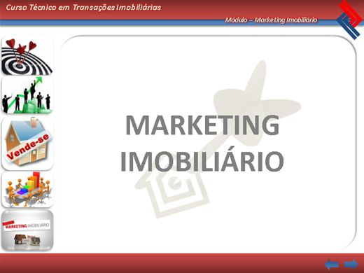 Curso Online de Marketing Imobiliario
