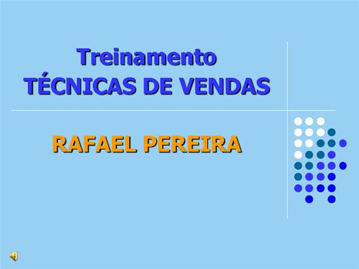Curso Online de  TÉCNICAS DE VENDAS
