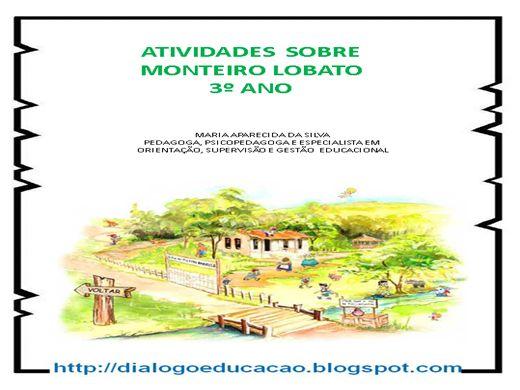 Curso Online de Como Trabalhar Monteiro Lobato junto com o conteúdo