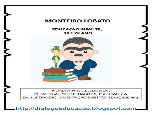 Curso Online de Monteiro Lobato na Educação Infantil e Alfabetização