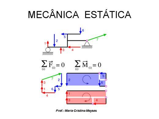 Curso Online de Macânica Estática