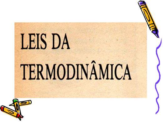 Curso Online de Termodinâmica suas Leis e Conceitos