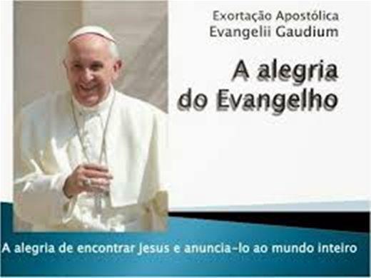 Curso Online de A Alegria do Evangelho