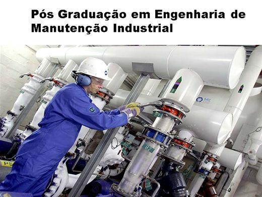 Curso Online de Manutenção industrial