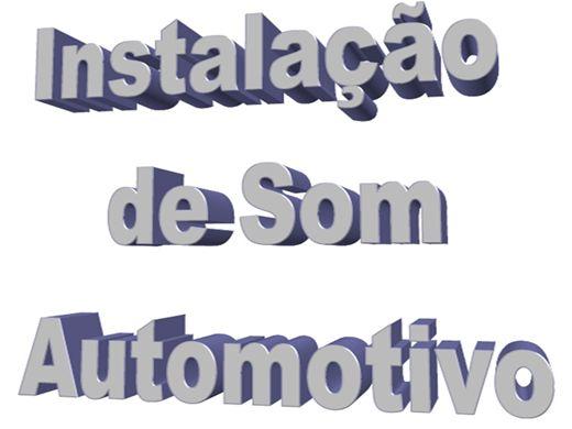 Curso Online de Instalação de som automotivo