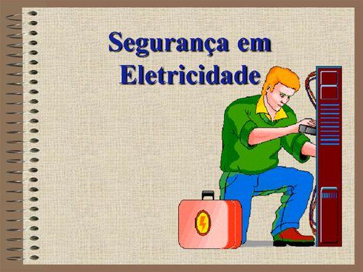 Curso Online de Segurança em Instalações em Eletricidade