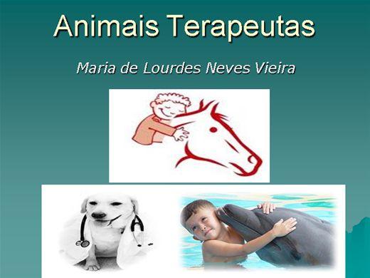 Curso Online de Terapia Assistida com Animais