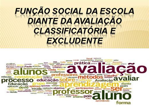 Curso Online de Função Social da Escola
