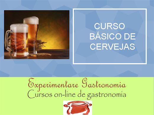 Curso Online de Curso básico de cervejas