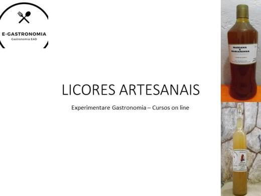 Curso Online de Licor Artesanal - Super Curso - Aprenda a fazer