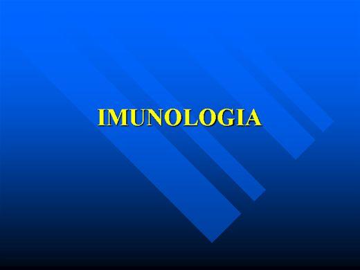 Curso Online de Imunologia-Laboratório de Análises Clínicas