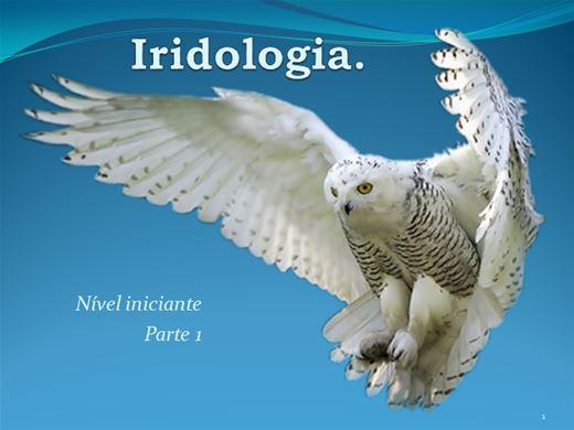 Curso Online de Iridologia