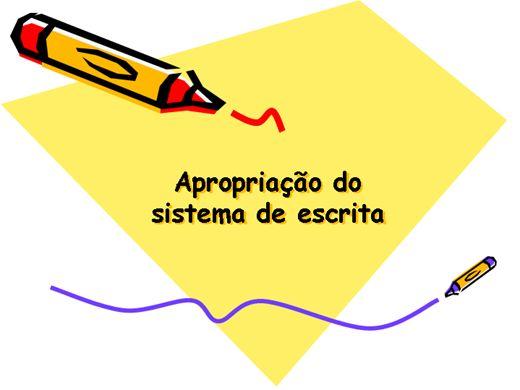 Curso Online de Aquisição da linguagem