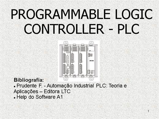Curso Online de Automação Industrial PLC