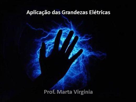 Curso Online de Aplicação das Grandezas Elétricas